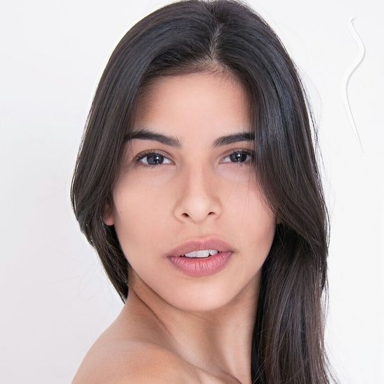 New face female model Emiluzrm from Argentina