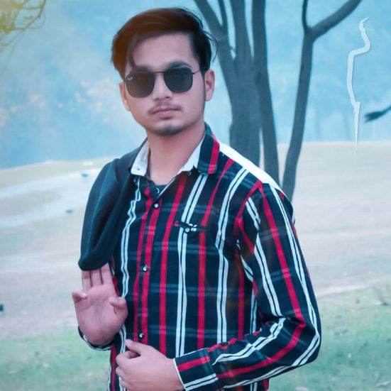 New face male model Faizan from Pakistan