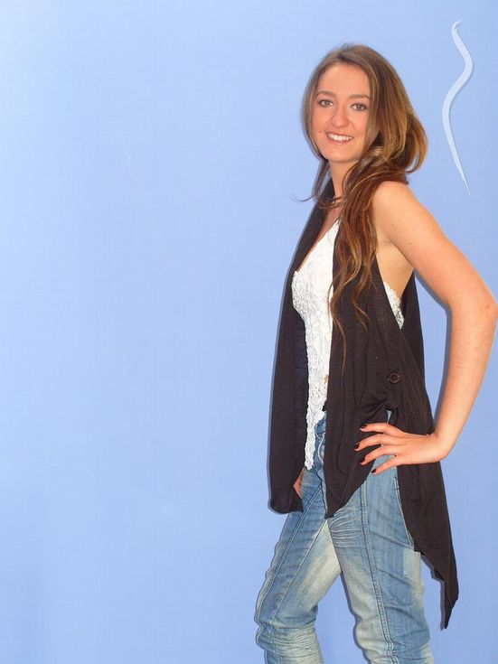 Modelo Profesional mujer modelo Florencia from Chile