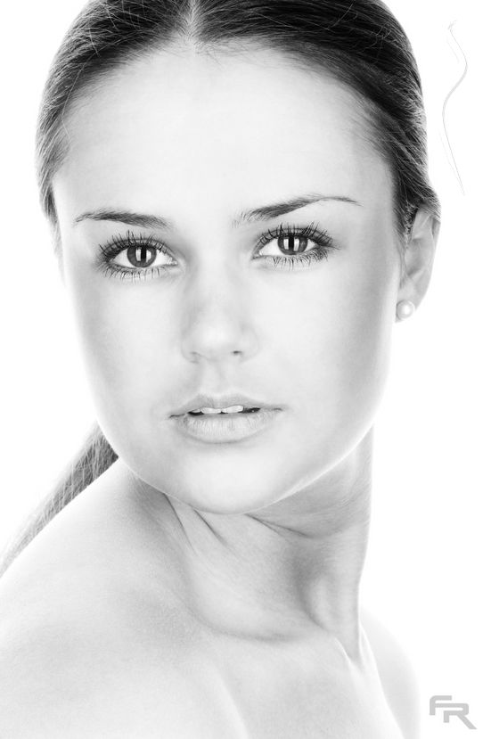 New face female model Kristina from Germany