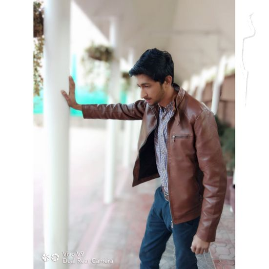 New face male model Kumail from Pakistan