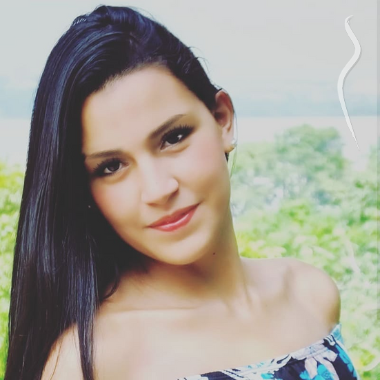 New face female model Hadrianny from Venezuela