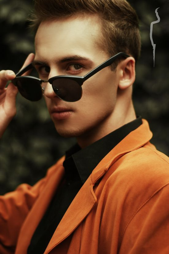 New face homme Mannequin Hubert from Pologne