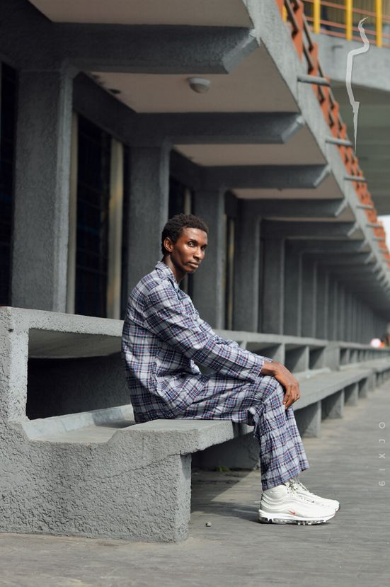 New face male model Joshua from Nigeria