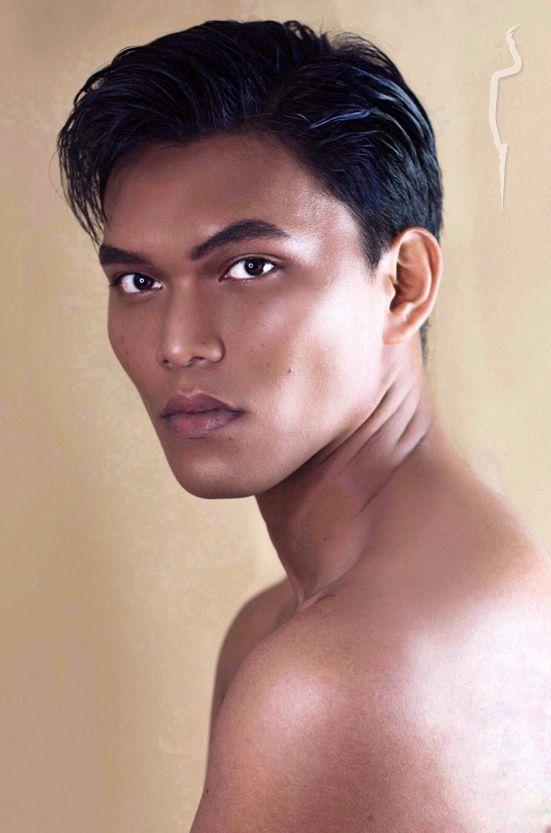 New face male model Jan from Philippines