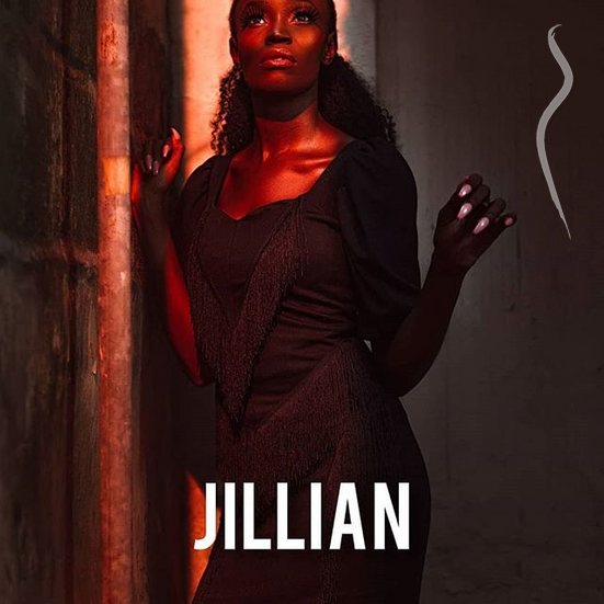 New face female model Jillian from Nigeria
