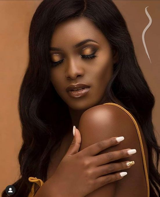 Professional model female model Judith from Zambia