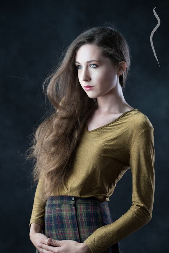Julia Campbell - a model from United States | Model Management