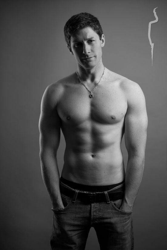 New face male model Oliver from France