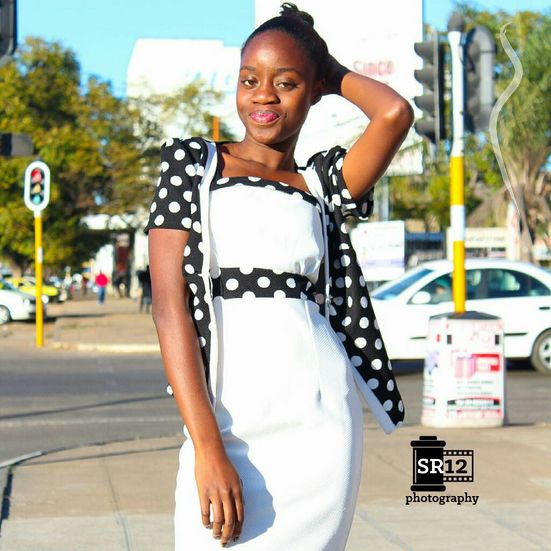 New face female model Lee from Zimbabwe