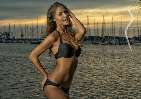 bikini Lissa kosler