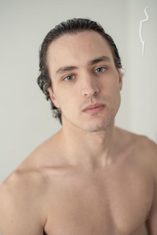 New face male model Luciano from Argentina