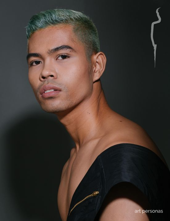 New face male model MK from Philippines