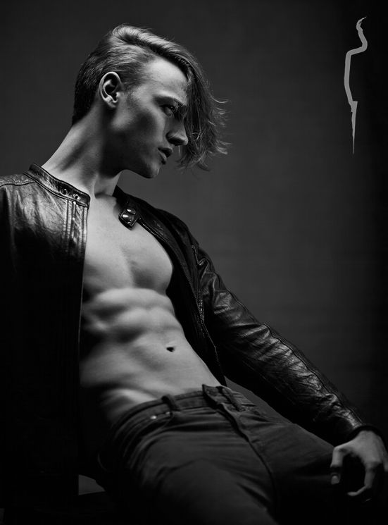 New face male model Maik from Germany