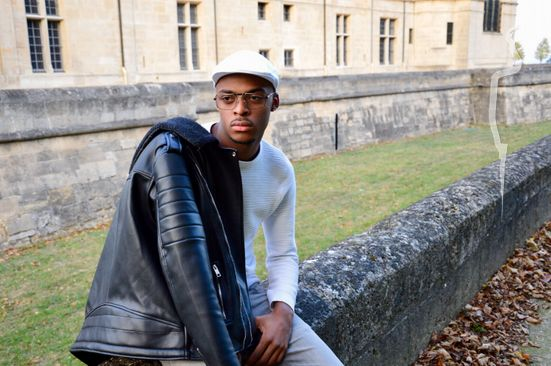 New face male model Marvin from France