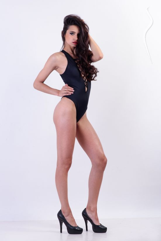 New face female model Micaela from Argentina
