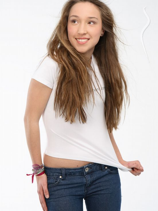 New face Female model Mireia from Spain