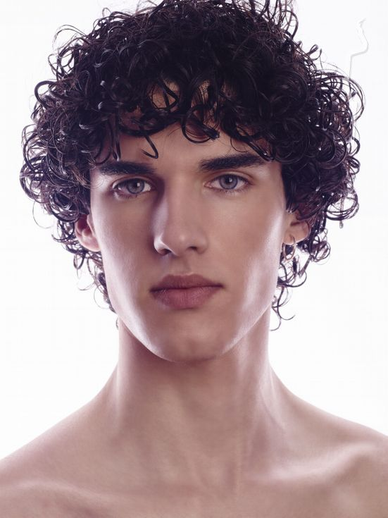 nelson farrim a model from portugal model management