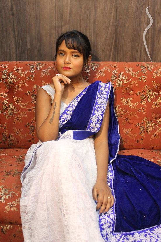 New face Female model Soumi from India