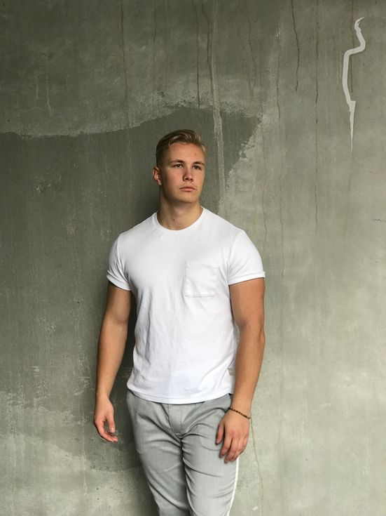New face male model Samu from Finland