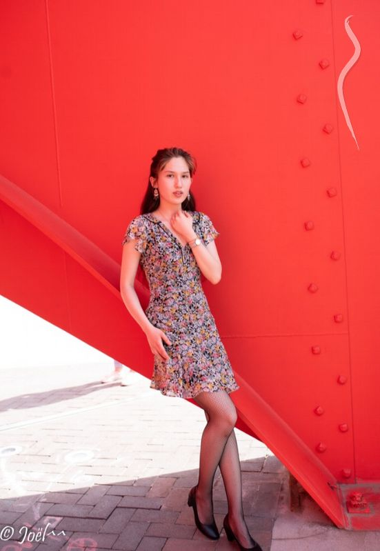 New face female model Sanita from France