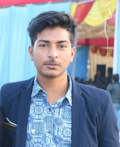 New face male model Sasisth from Nepal