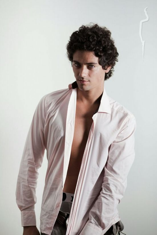New face male model Serge from France
