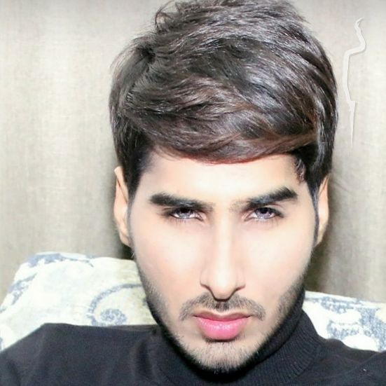 Professional model male model Shahbaz from Pakistan