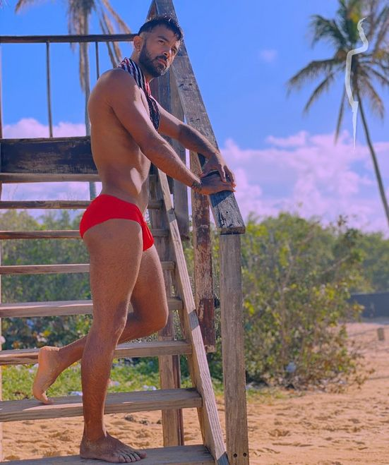 New face male model Walter from Dominican Republic