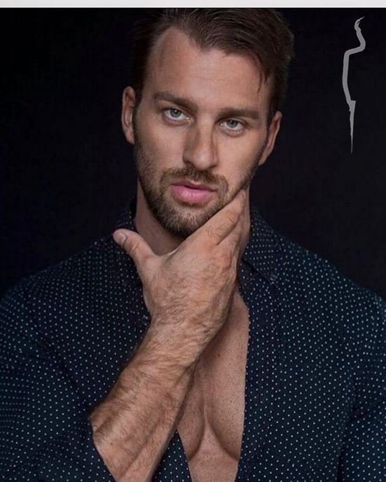 New face male model Toni from Spain