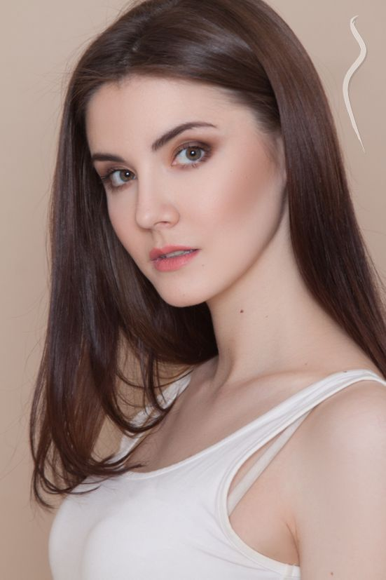 New face female model Victoria from Ukraine