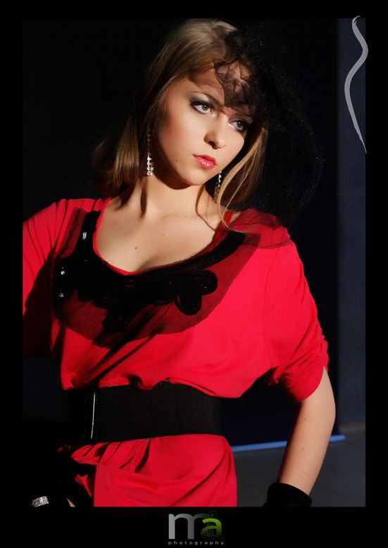 New face female model Vladana from Bosnia and Herzegovina