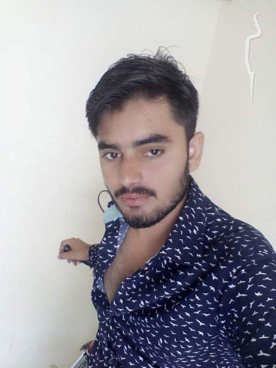 Professional model male model Zia from Pakistan