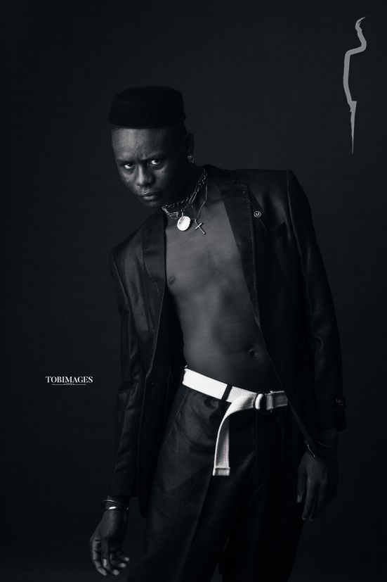 New face male model hassaniofafrica from Nigeria
