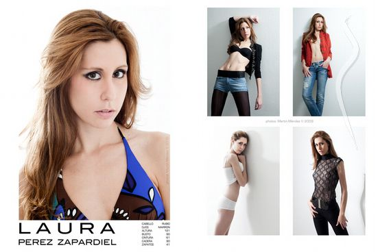 Professional model female model laura from Spain