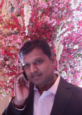 Male model Murali from India
