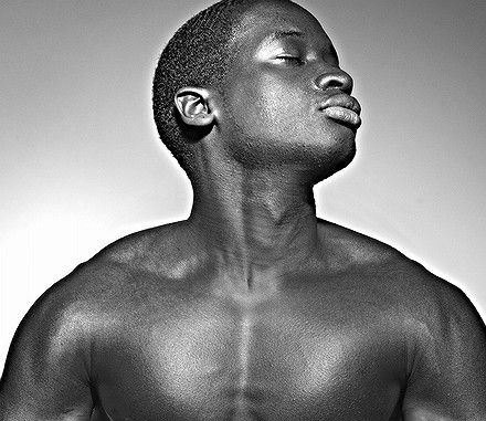 Homme Mannequin Babacar from France