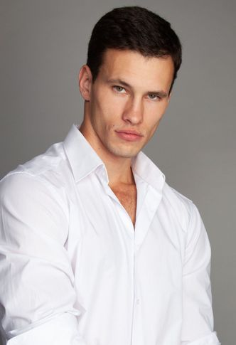 männlich Model Dmitry from Belarus/Weißrussland
