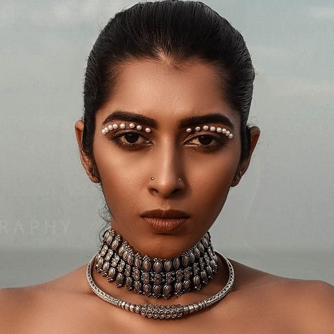 Female model Reshma from India