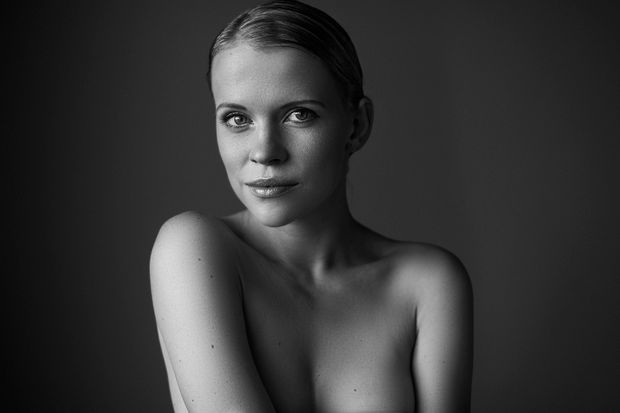 Female model Aneta from Poland