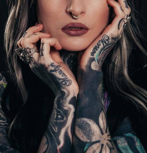 Tattoo Models for industry professionals